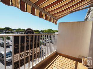 Annonce vente Appartement avec terrasse port camargue