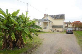Annonce vente Maison avec terrasse chabanais