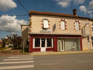 Annonce vente Immeuble avec garage roumazières-loubert