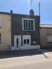 Annonce vente Maison avec cave chasseneuil-sur-bonnieure