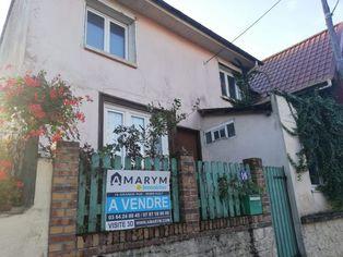 Annonce vente Maison avec double vitrage tours-en-vimeu