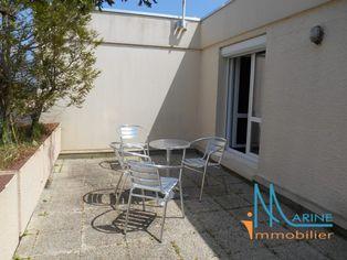 Annonce vente Appartement avec terrasse dieppe