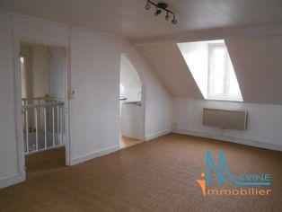 Annonce vente Appartement avec cave dieppe