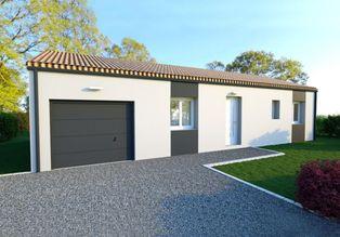 Annonce vente Maison avec garage dompierre-sur-yon