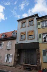 Annonce vente Immeuble avec terrasse phalsbourg