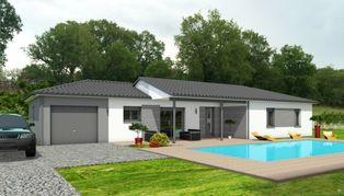 Annonce vente Maison avec garage badaroux