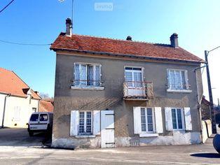 Annonce vente Maison avec cave dun-sur-auron
