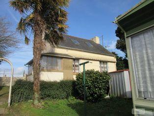 Annonce vente Maison avec terrasse plounévez-quintin