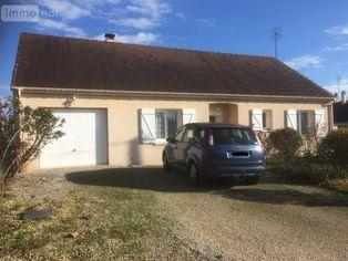Annonce vente Maison de plain-pied Mézières-en-Brenne