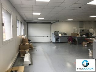 Annonce location Local commercial creil