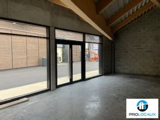 Annonce location Local commercial avec parking le grand-quevilly