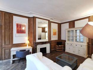 Annonce location Appartement avec cheminée paris 1er arrondissement