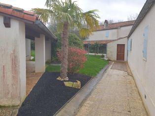 Annonce vente Maison avec piscine saint-savinien