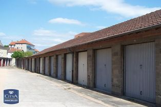 Annonce location Parking avec garage vichy