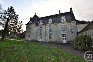 Annonce vente Château avec cheminée la bouëxière