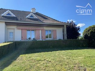 Annonce vente Maison avec terrasse neuvy-grandchamp