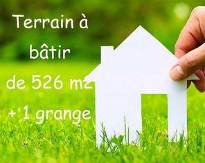 Annonce vente Terrain avec grange bazoches-sur-vesles