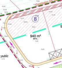Annonce vente Terrain avec terrain constructible jonchery-sur-vesle