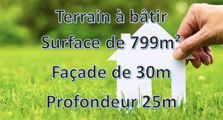 Annonce vente Terrain bourg-et-comin