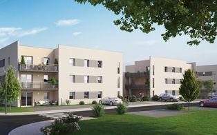 Annonce vente Appartement avec terrasse woippy