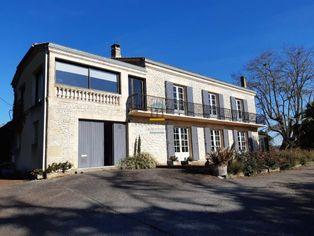 Annonce vente Maison avec garage saint-martin-de-sescas