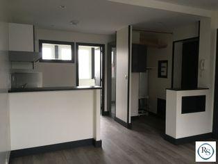 Annonce location Appartement lumineux condé-sur-noireau