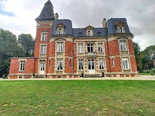 Annonce vente Château avec garage biaches