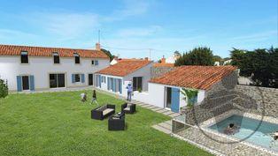 Annonce vente Maison avec piscine noirmoutier-en-l'île