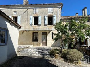 Annonce vente Maison avec grange magnac-sur-touvre