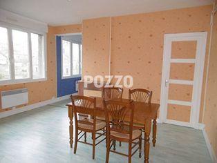 Annonce vente Appartement au calme vire normandie