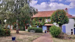 Annonce vente Maison avec garage sainte-osmane