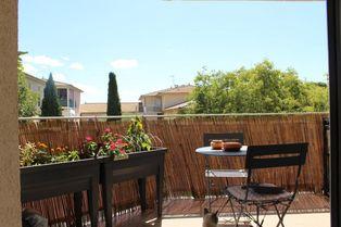 Annonce vente Appartement avec terrasse saint-aunès