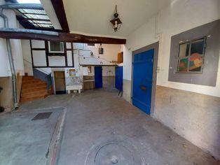 Annonce vente Maison avec garage westhoffen