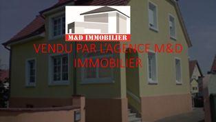 Annonce vente Maison avec garage bollwiller