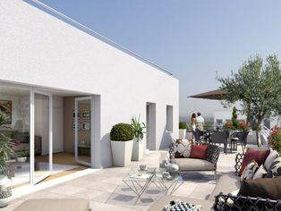 Annonce vente Appartement avec terrasse lyon 8eme arrondissement