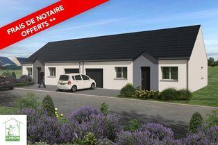 Annonce vente Maison avec garage corné