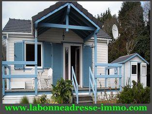 Annonce vente Maison au calme pont-l'abbé