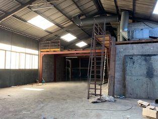 Annonce location Local commercial avec mezzanine brive-la-gaillarde