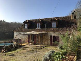 Annonce vente Maison avec terrasse saint-julien-de-crempse
