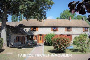 Annonce vente Maison avec terrasse vernon