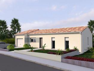 Annonce vente Maison avec garage pleumartin