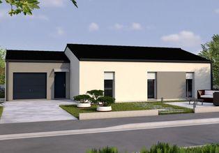 Annonce vente Maison avec garage jaunay-clan
