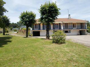 Annonce vente Maison avec garage saint-léonard-de-noblat