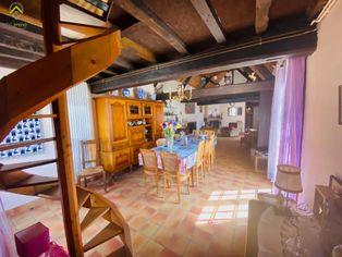 Annonce vente Maison avec terrasse crisolles