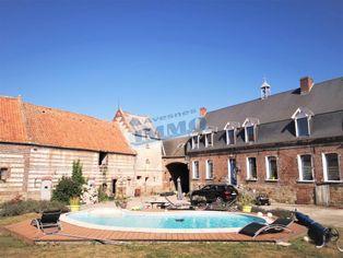 Annonce vente Maison avec piscine aubigny-en-artois