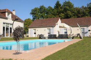 Annonce vente Maison avec piscine ajat
