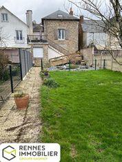 Annonce vente Maison avec terrasse saint-aubin-du-cormier