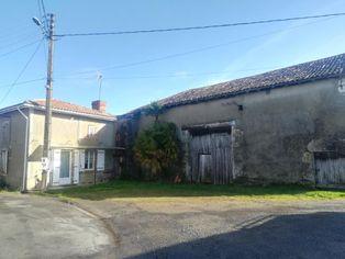 Annonce vente Maison avec grange chasseneuil-sur-bonnieure