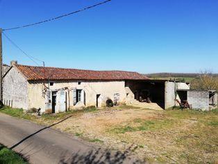 Annonce vente Maison nanteuil-en-vallée