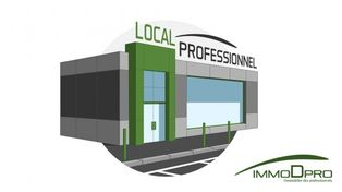 Annonce vente Local commercial avec parking dieppe